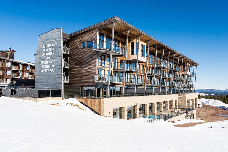 Trysil Hotel Park Inn Trysil Mountain Resort