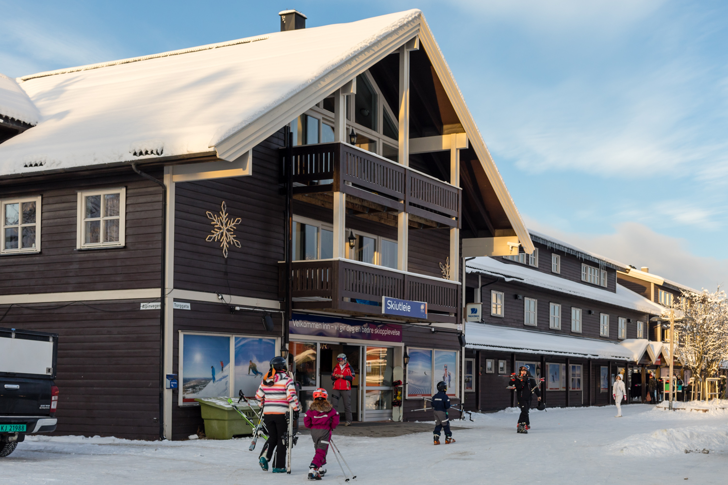 Trysil Lejlighed Skitorget