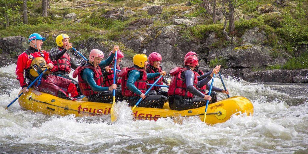 Trysil River Rafting