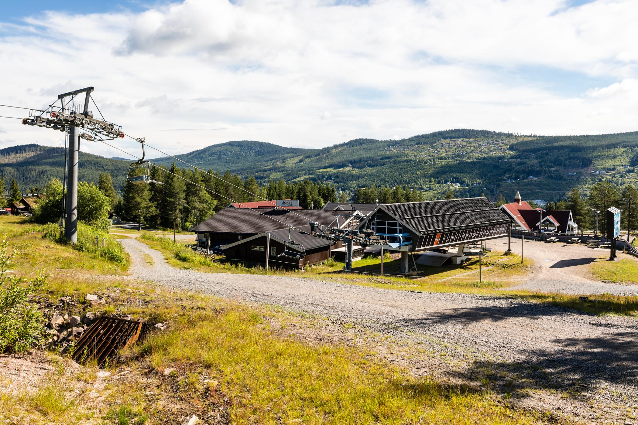 """Stoleliften """"T2 Fjellekspressen"""""""