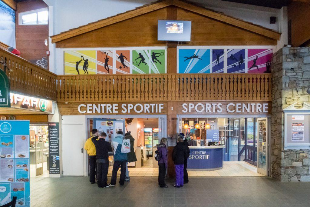 Val Thorens Centre Sportif