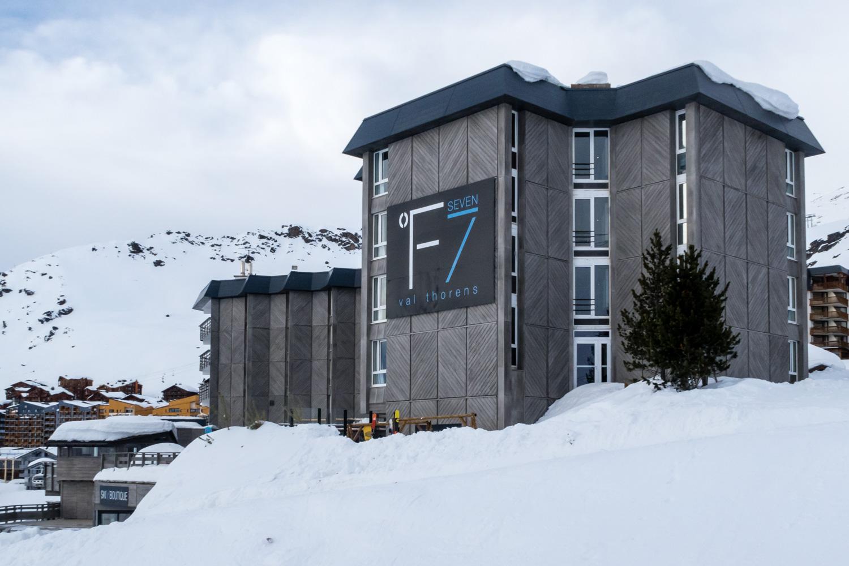 Val Thorens Hotel Fahrenheit Seven