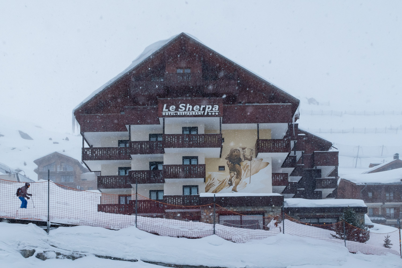 Val Thorens Hôtel Le Sherpa