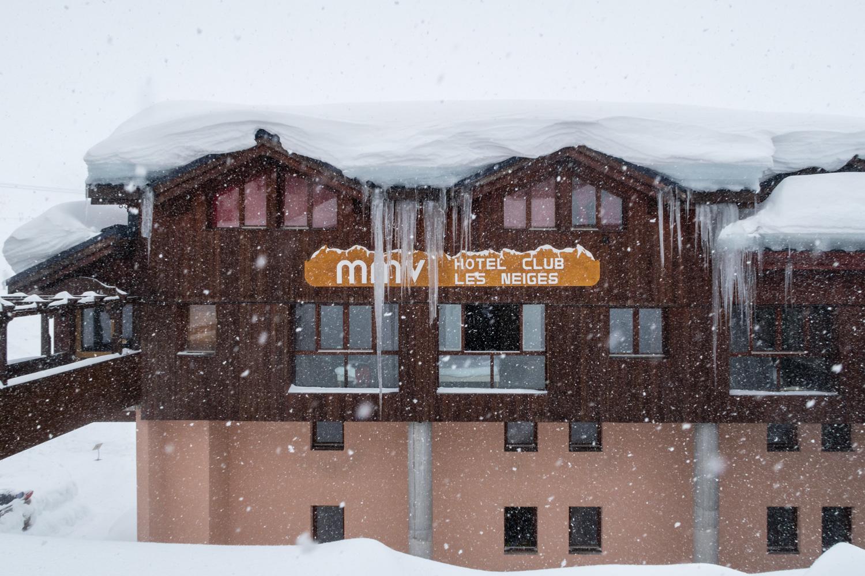 Val Thorens Hôtel MMV Club Les Neiges