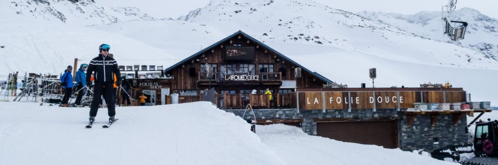 Val Thorens La Folie Douce