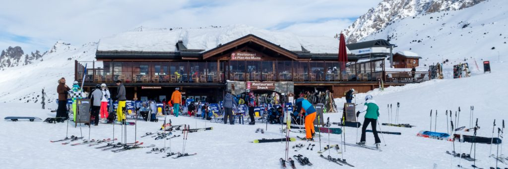 Val Thorens Le Plan des Mains