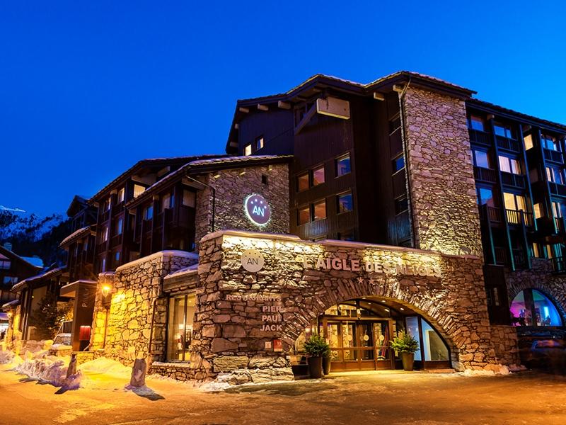 Val d Isere Hotel l Aigle des Neiges 1