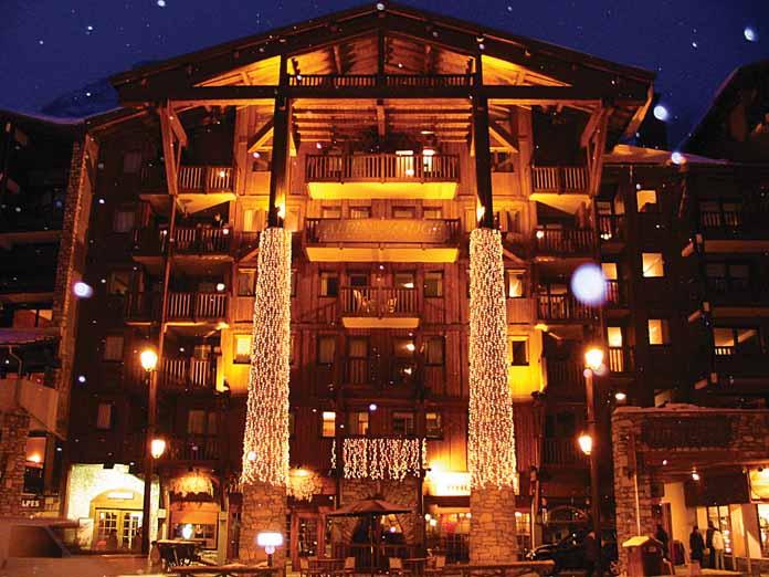 Val d Isere Lejlighed Alpina Lodge