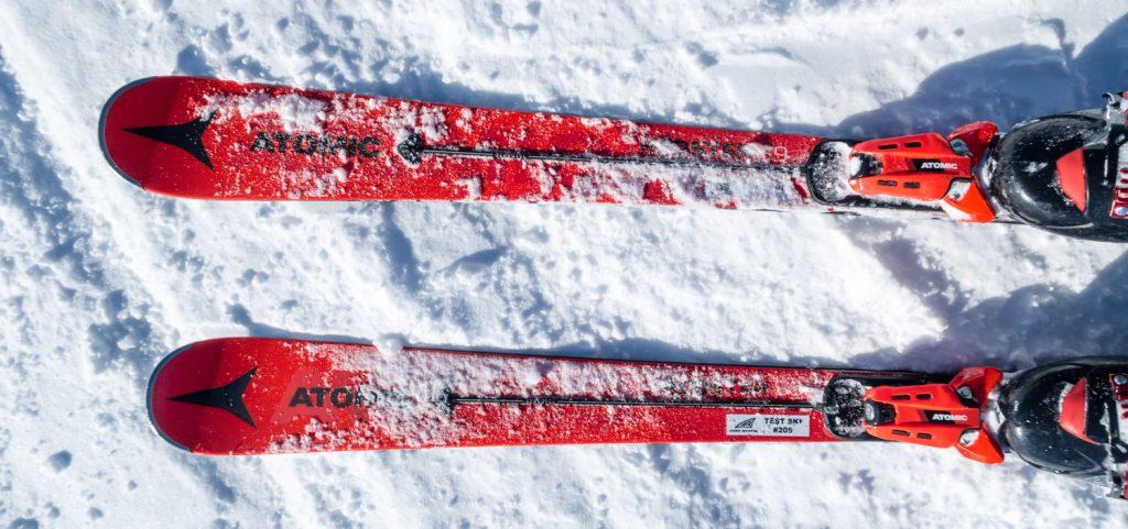 Valg af ski