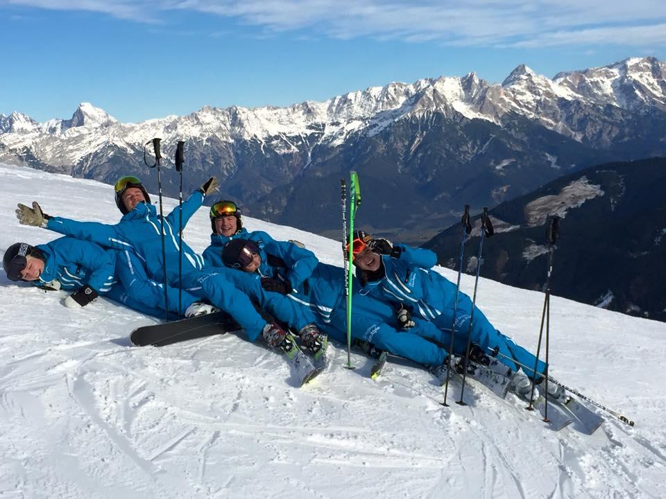 Gør skiferie til dit arbejde - Vinterjob i Alperne