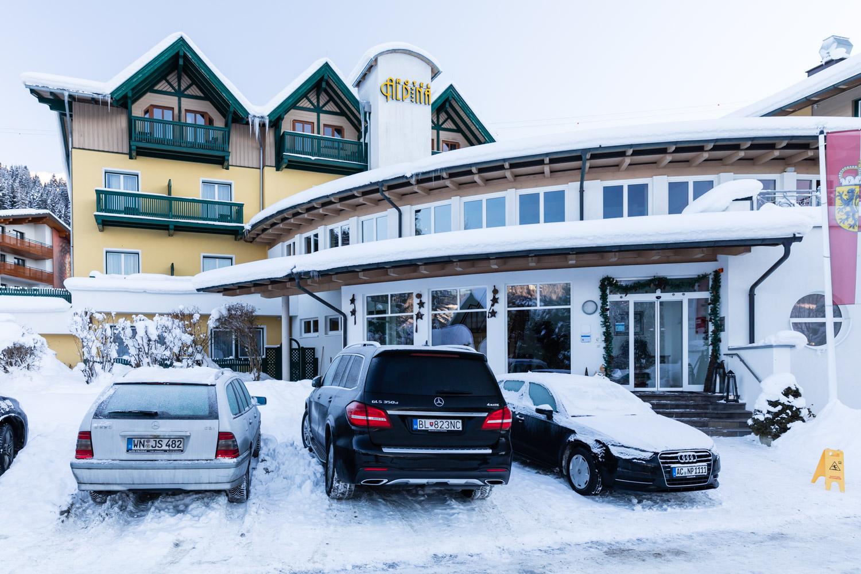 Wagrain Hotel Alpina