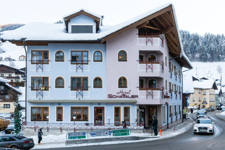 Wagrain Hotel Schattauer