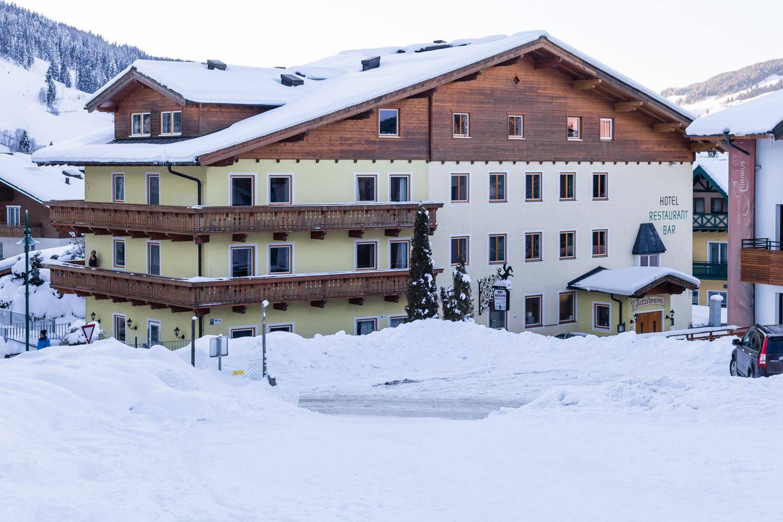 Wagrain Hotel Tatzlwurm