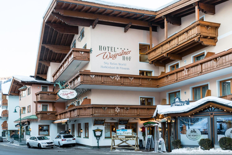 Wagrain Hotel Wagrainerhof