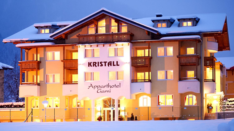 Wagrain Lejlighed Apparthotel Kristall Flachau