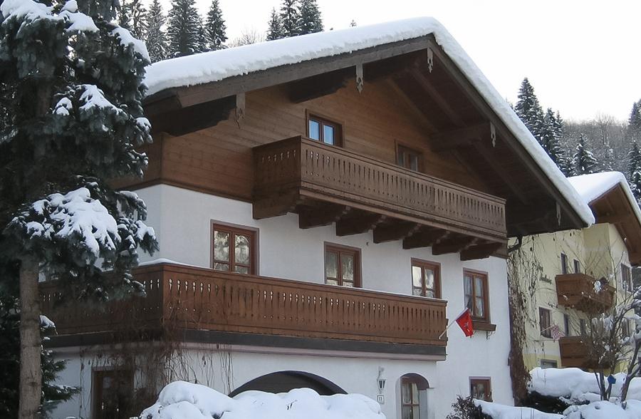 Wagrain Lejlighed Haus Gebauer