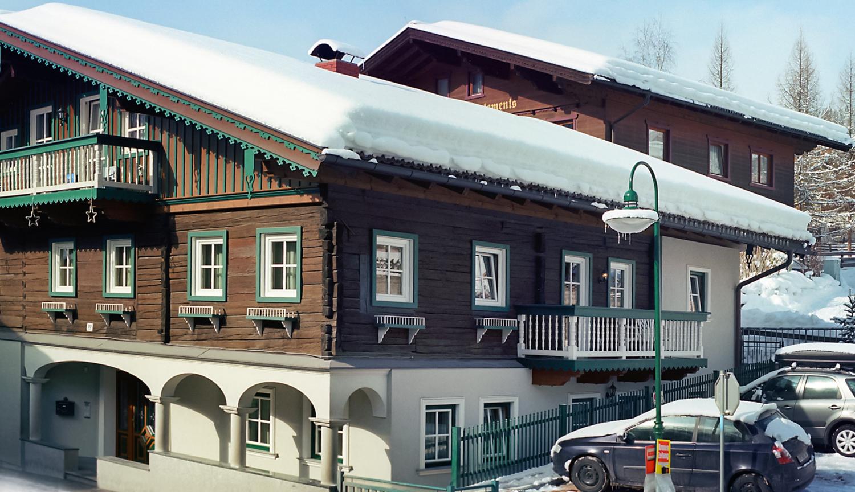 Wagrain Lejlighed Schlosserhaus