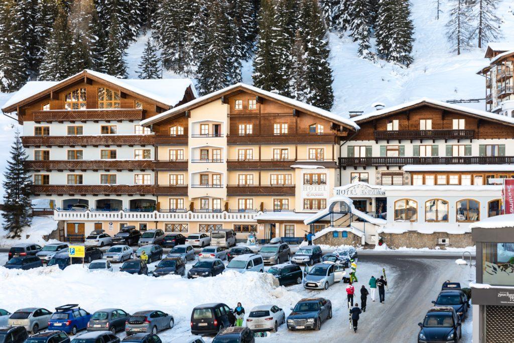 Zauchensee Hotel Enzian
