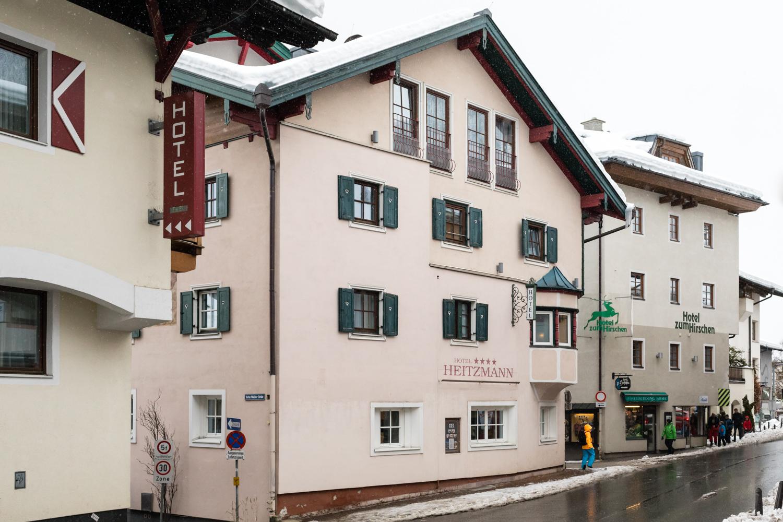 Zell am See Hotel Heitzmann