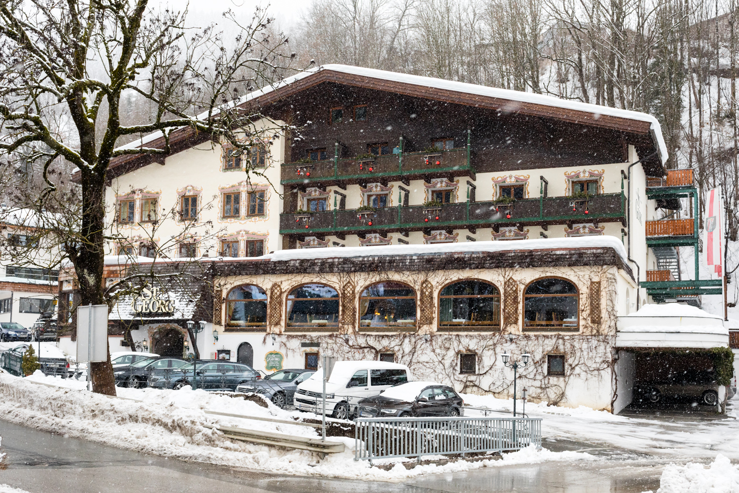 Zell am See Hotel St Georg