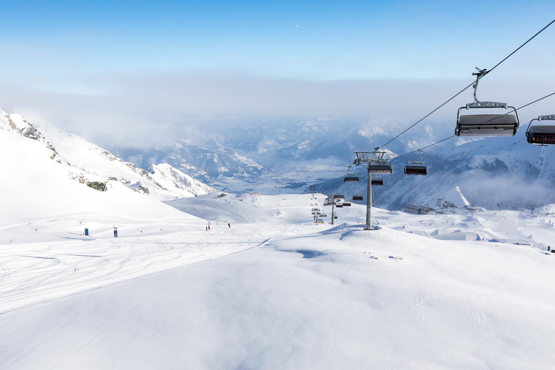 Zell am See eller Kitzsteinhorn